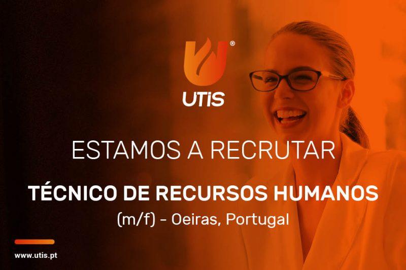 Procuramos Técnico de Recursos Humanos